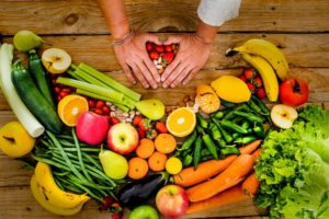 פירות וירקות מהחקלאי