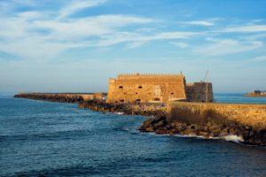 עיר הבירה של כרתים